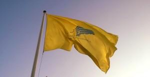 De vlag kan uit !